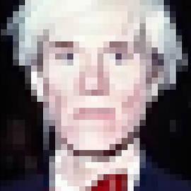 Jerome Stumphauzer - Ghost Of Andy Warhol
