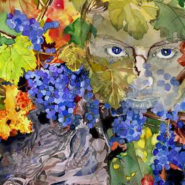 Catherine Bennett - Spirit Of The Grapes