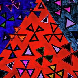Neal Alicakos - Spiritual Tri-Forms of the Pyramid
