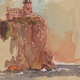Split Rock Lighthouse - Tracie Thompson