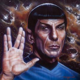 Tim  Scoggins - Spock