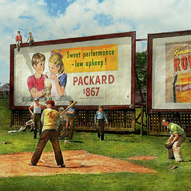 Mike Savad - Sport - Baseball - America