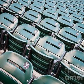 Sports Stadium Seats Photo - Paul Velgos