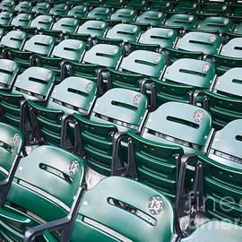 Sports Stadium Seats Picture - Paul Velgos