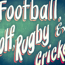 Sports - Tom Gowanlock