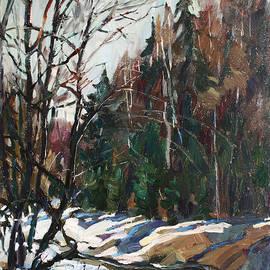 Juliya Zhukova - Spring creek