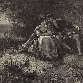 Spring - Ferdinand Heilbuth