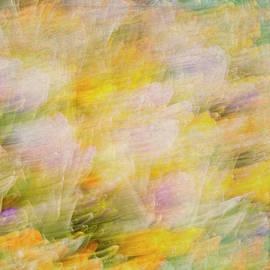 Teresa Wilson - Spring Flowers Abstract