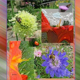 Gretchen Wrede - Spring Flowers and Bees Attraction