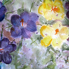 Sandy McIntire - Spring Flowers