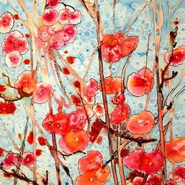 Shirley Sykes Bracken - Spring Flowers