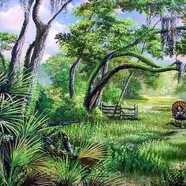 Daniel Butler - Spring Gobbler Season in the Florida Backwoods