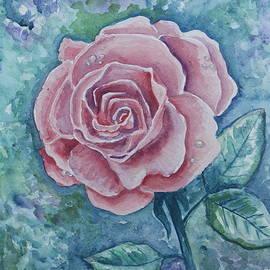 Grishma Jhaveri - Spring hues - Rose