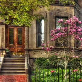 Joann Vitali - Spring in Boston - Back Bay