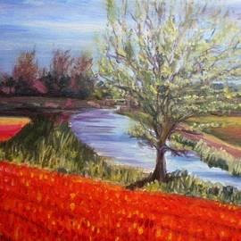 Elena Sokolova - Spring in Holland2