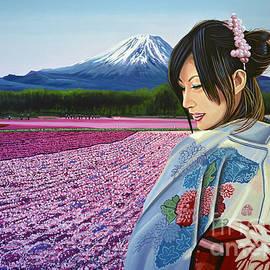 Paul Meijering - Spring in Japan