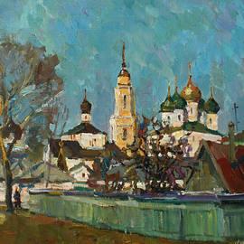 Juliya Zhukova - Spring in Kolomna