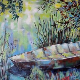 Cathy MONNIER - Spring in the wetlands
