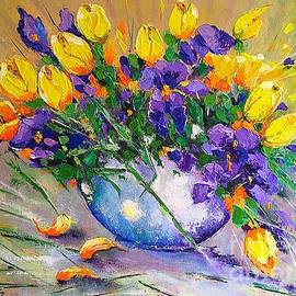 Viktoriya Sirris - Spring Kaleidoscope