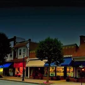 Rick Todaro  - Spring Lake  Main  Street