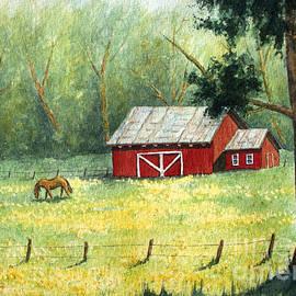 Rebecca Davis - Spring Meadow