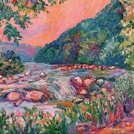 Kendall Kessler - Spring on the New River