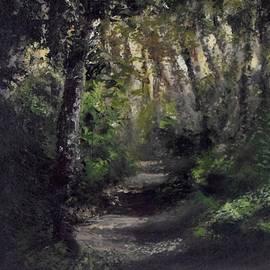 Ageliki Alexandridou - Spring path