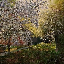 Danil Shurykin - Spring Patio