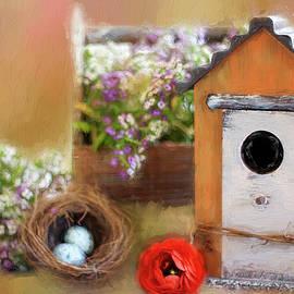 Darren Fisher - Spring Still Life