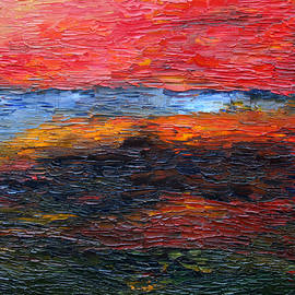Vadim Levin - Spring Sunset