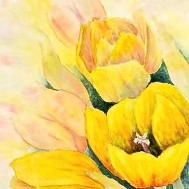 Carolyn Rosenberger - Spring Tulips
