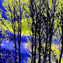 Will Borden - Spring Woodland
