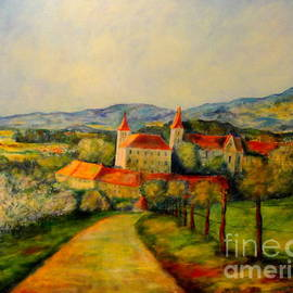 Dagmar Helbig - Springtime II