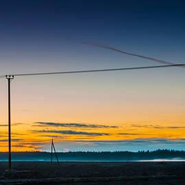 Jukka Heinovirta - Springtime Mist On The Fields
