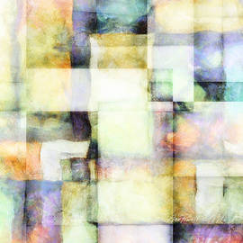 Ann Powell - Squares and Rectangles - abstract art