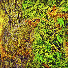 Joel Bruce Wallach - Squirrel Chat