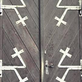 Sarah Loft - St. Bonifatius Church Doors 1