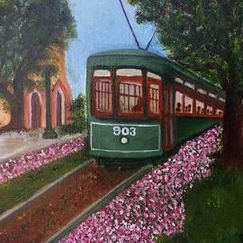 Judy Jones - St. Charles Streetcar Line