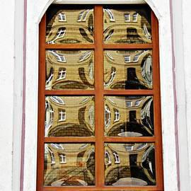 Sarah Loft - St. Goar Window 1