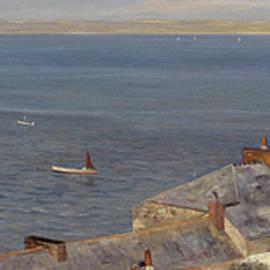 St Ives - Charles Sim Mottram
