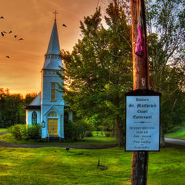 Joann Vitali - St. Matthews Episcopal Church - New Hampshire
