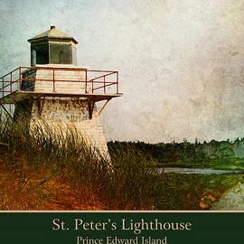 WB Johnston - St. Peter