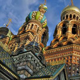 Doug Matthews - St. Petersburg Cathedral 3