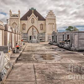 Kathleen K Parker - St Roch Cemetery NOLA