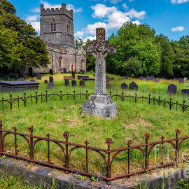 Adrian Evans - St Tegai Cross