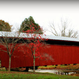 Beverly Canterbury - Staats Mill Covered Bridge