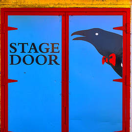 Stage Door - Garry Gay