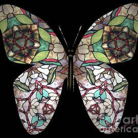 Linda Troski - Stain Glass Butterfly