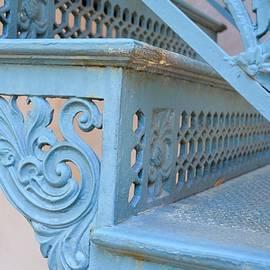 Linda Covino - Stairs of Yesteryear