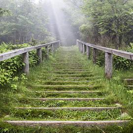 Debra and Dave Vanderlaan - Stairway of Heaven